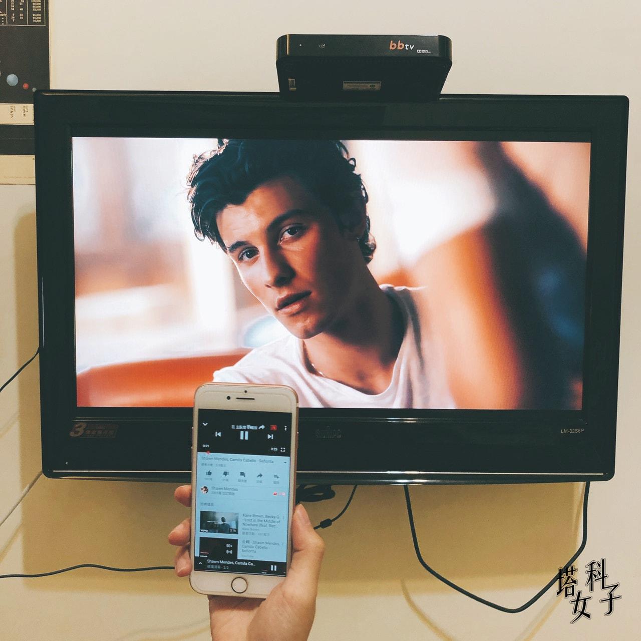 Google 第三代 Chromecast Youtube APP