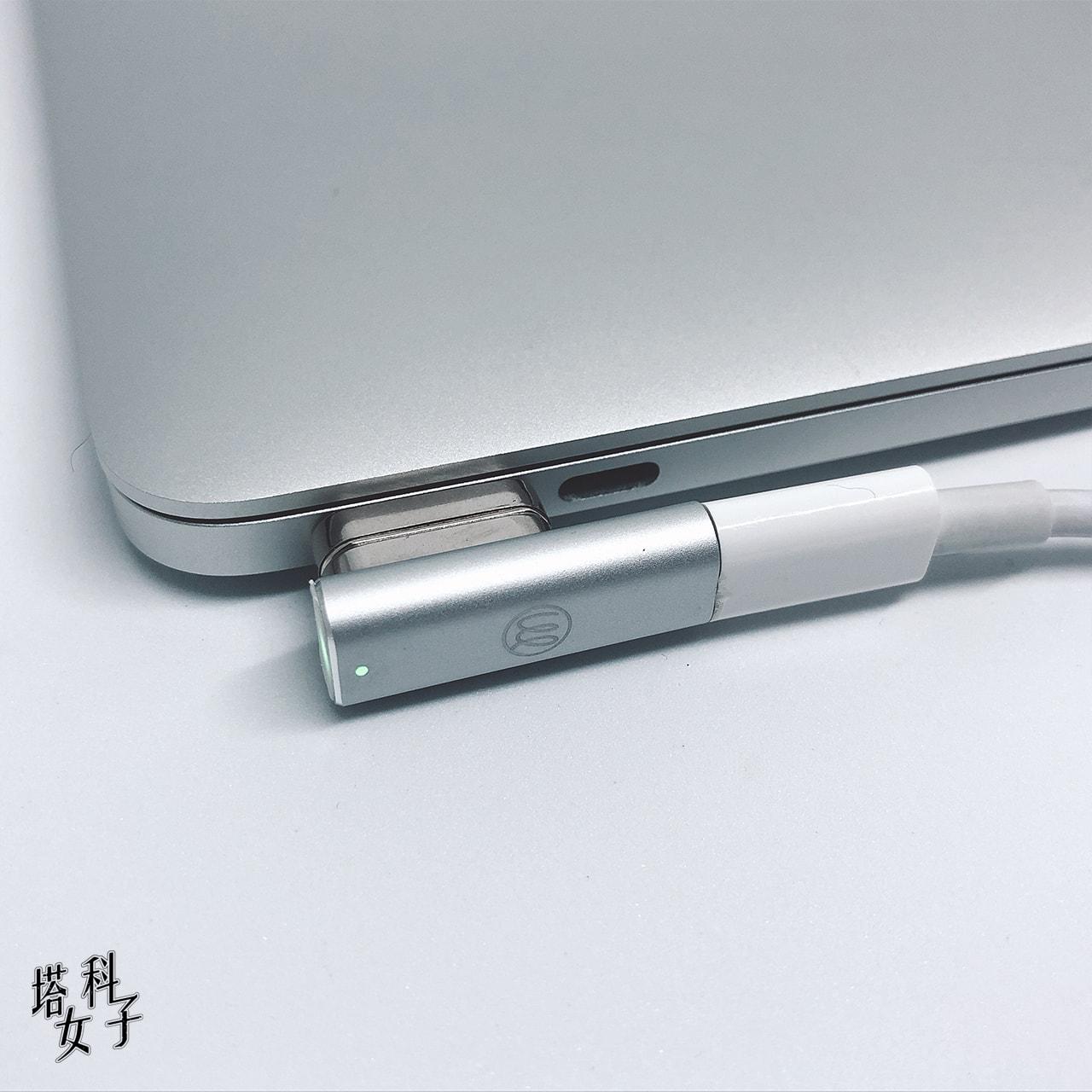 iEasy USB-C L 型磁吸轉接頭