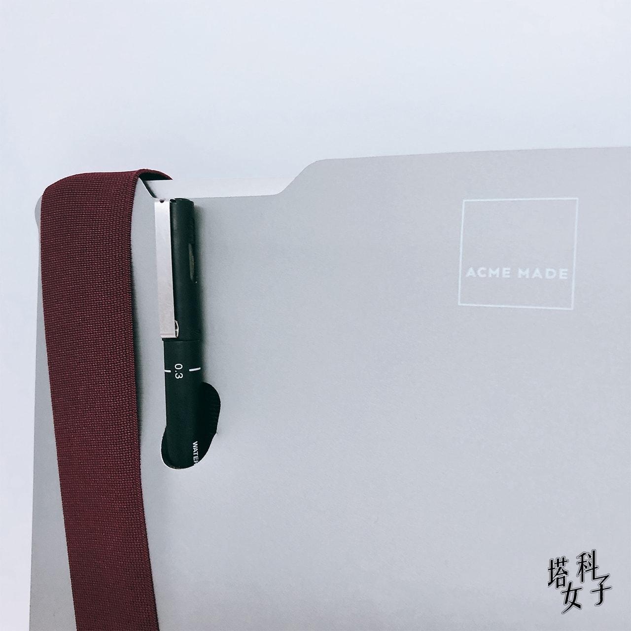 Acme Made - Skinny Sleeve 筆袋