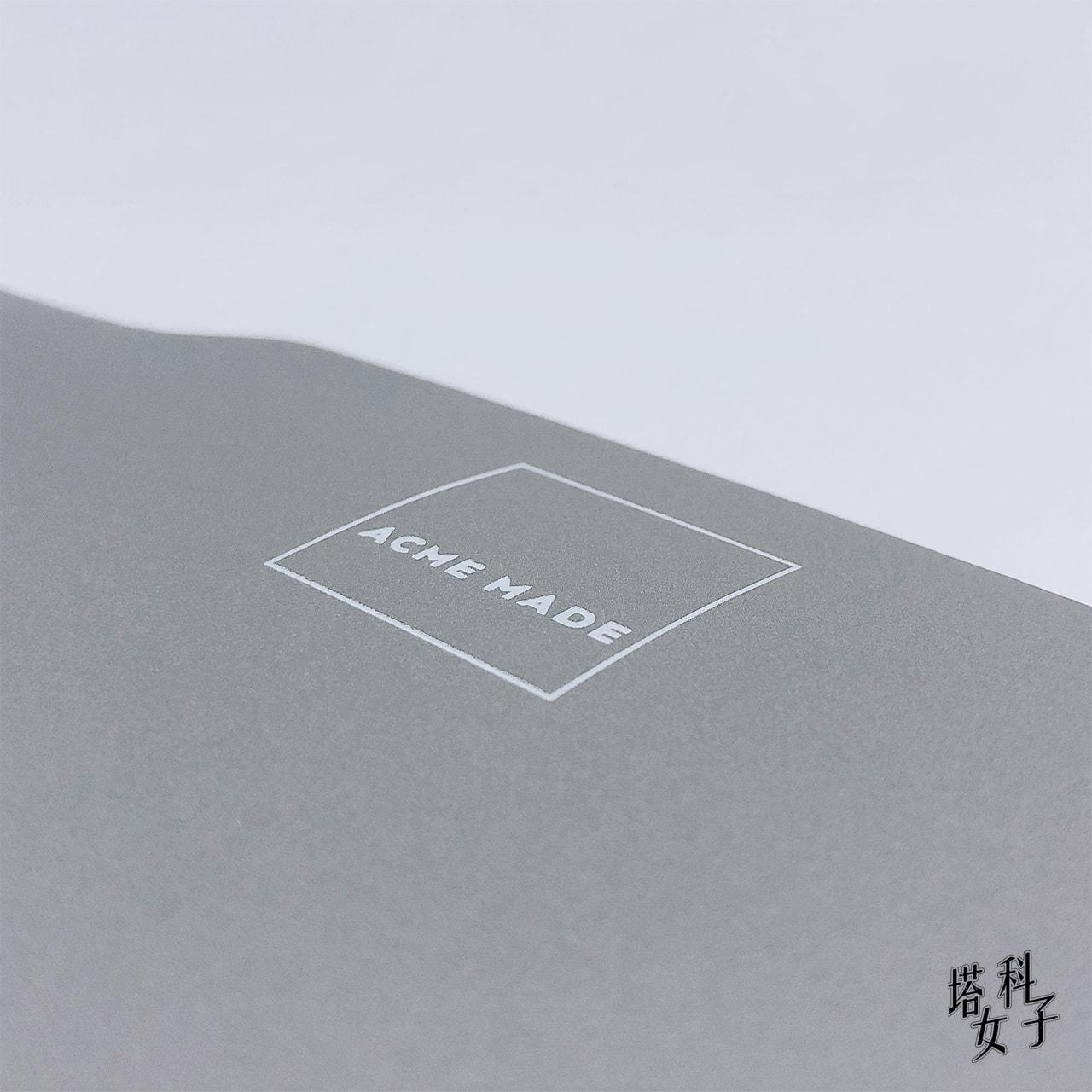 Acme Made - Skinny Sleeve Logo