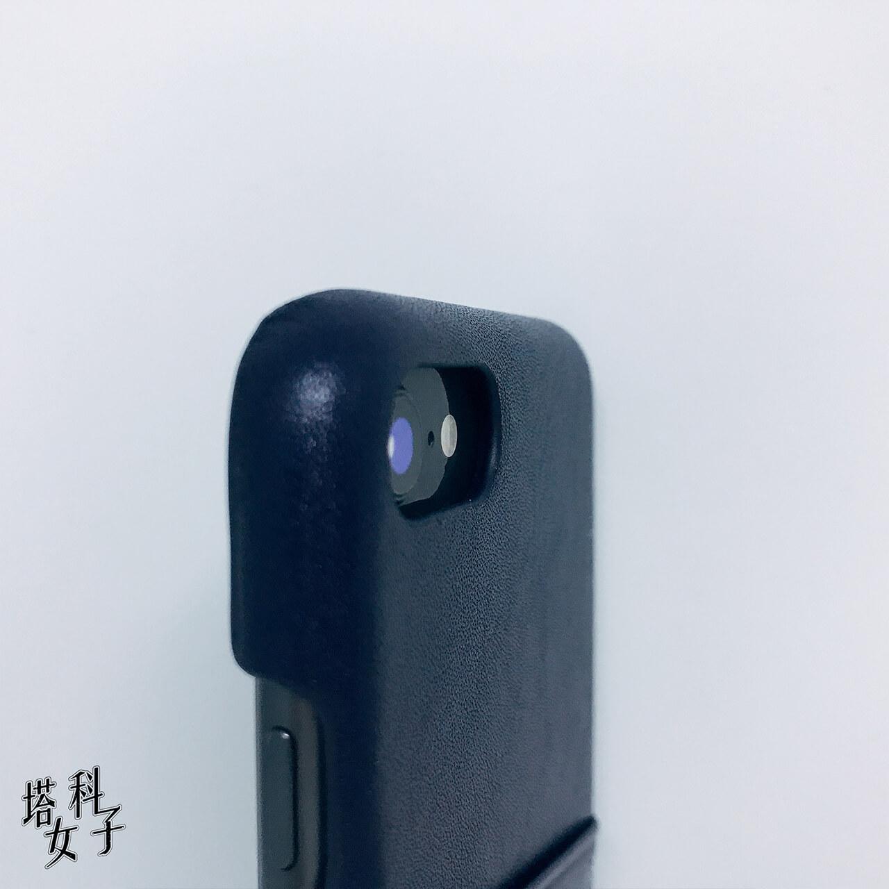 iPhone 手機殼開箱 - alto 鏡頭部分