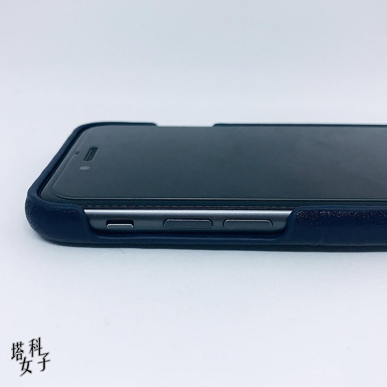 iPhone 手機殼開箱 - alto 側面