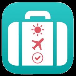 旅遊APP - Packr 旅行行李清單