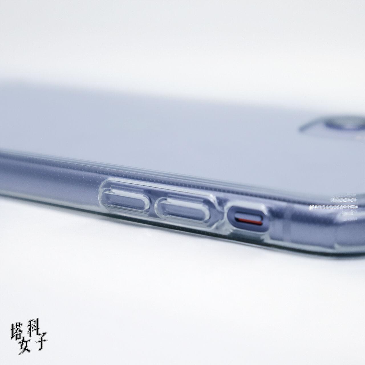 iPhone 11 TENC™ Air 國王新衣防摔氣墊殼 開箱評測