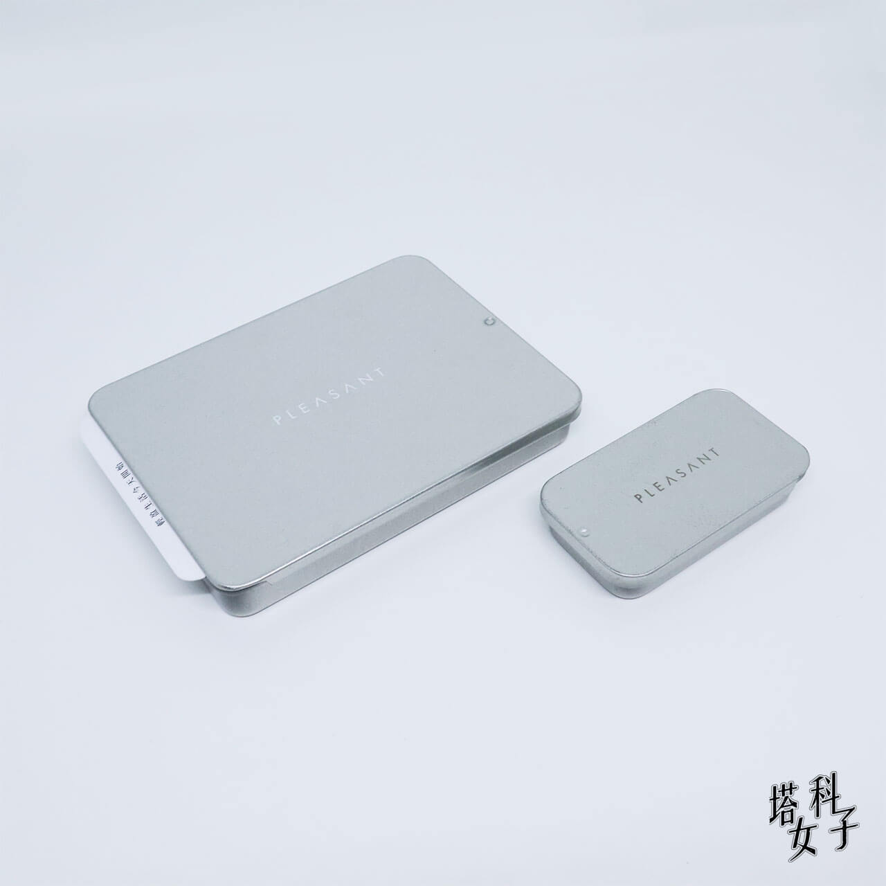 0.7 Wallet 雙面感應卡夾開箱