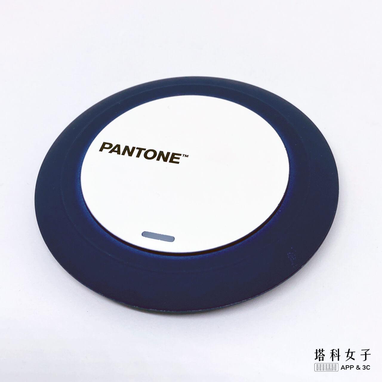 Pantone  無線充電盤開箱