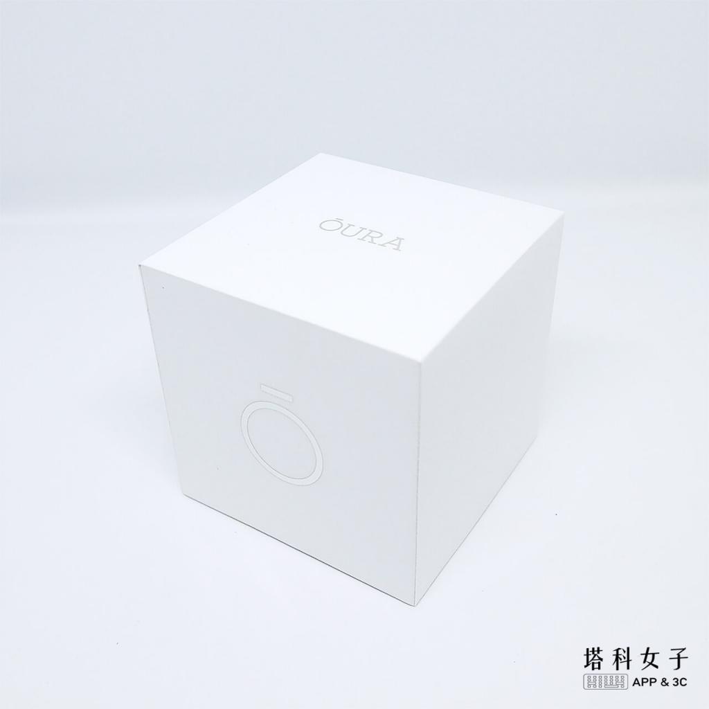 智慧戒指 Oura Ring 開箱|追蹤睡眠品質與身體數據