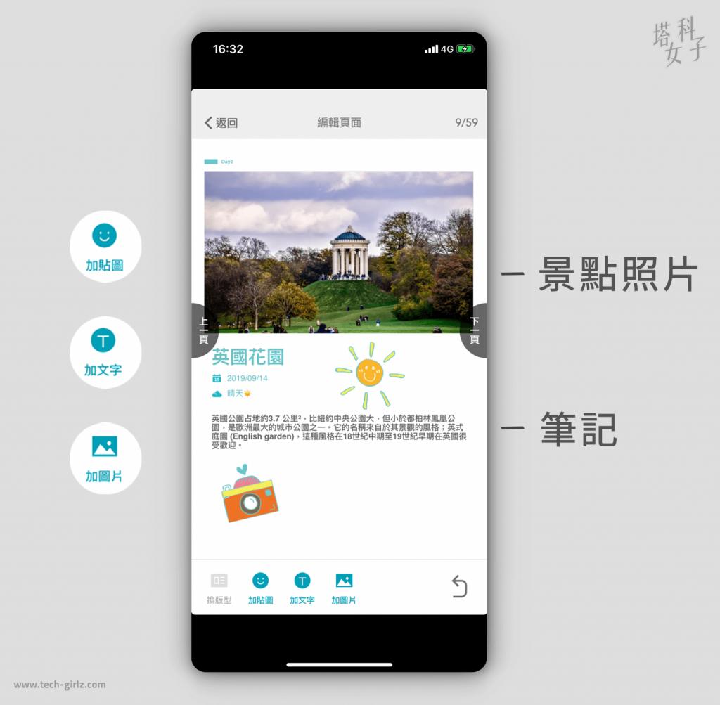 旅遊行程規劃 App - 旅行蹤 - 旅遊小書,景點