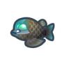 動物森友會魚類懶人包 太平洋桶眼魚