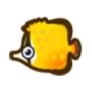 動物森友會魚類懶人包 耳帶蝴蝶魚